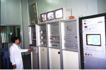 VCV立式交联生产线主操作室及测偏仪.jpg
