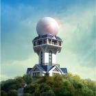 岳阳气象雷达站
