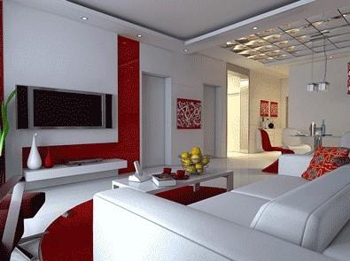 3dmax客厅效果图的制作