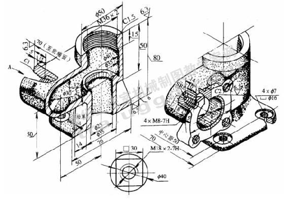 机械制图专业
