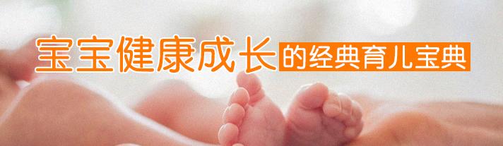 宝宝健康成长的经典育儿宝典