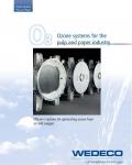 制浆造纸业中的臭氧系统