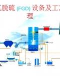 烟气脱硫设备及工艺流程