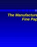 造纸技术(英文版)